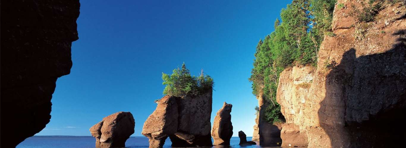 Cliffs of Fundy Declared as UNESCO Global Geopark