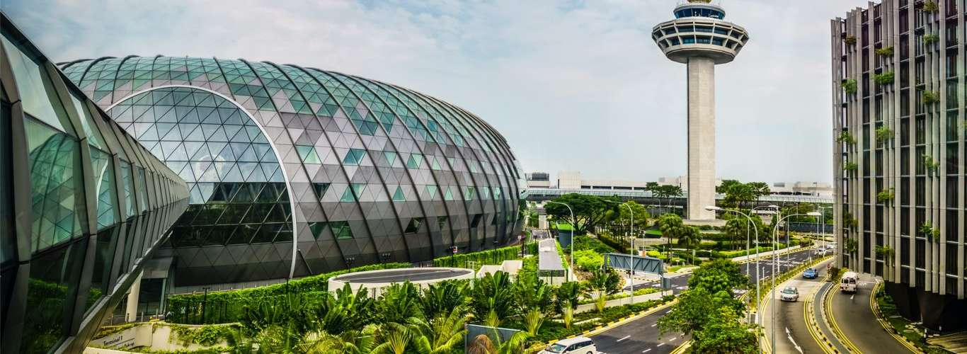 Changi Airport to Offer a Contactless Travel Experience