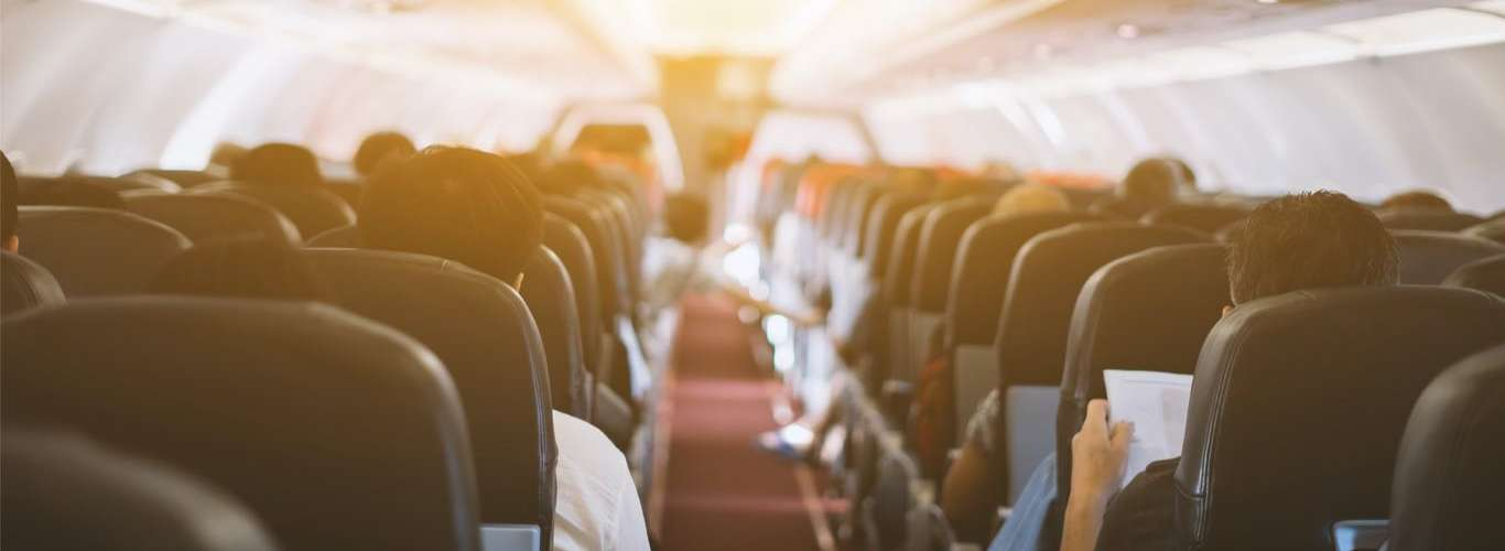 Middle Seat Between Passengers to be Kept Vacant