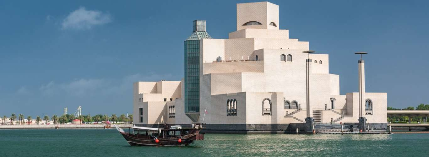 Qatar's Top Museums Go Online to Beat the Pandemic Lockdown