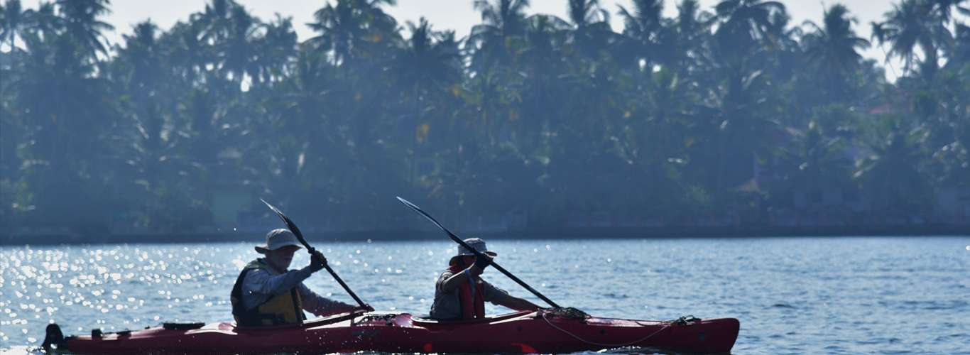 This New Year: Paddle Your Way Through The Backwaters