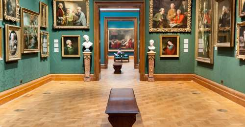 National Portrait Gallery To Remain Shut For Next Three Years
