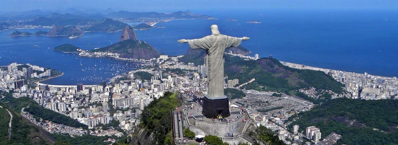 Brazil's Christ the Redeemer Reopens