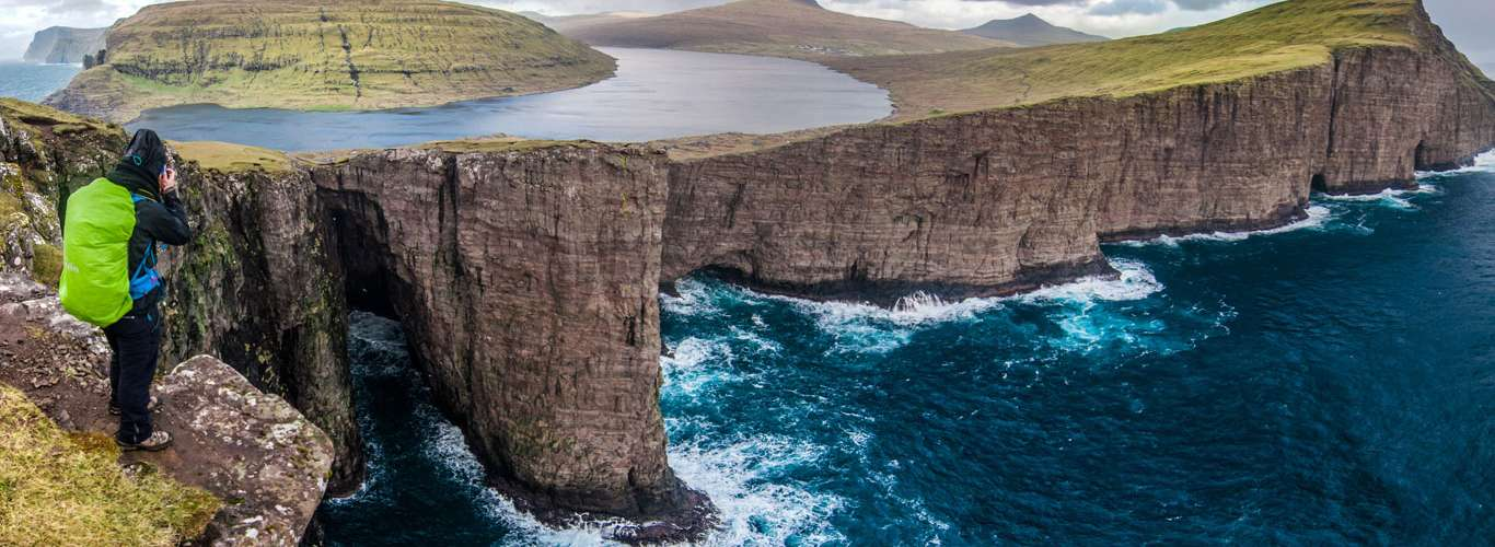 Faroe Islands A No-Entry Zone