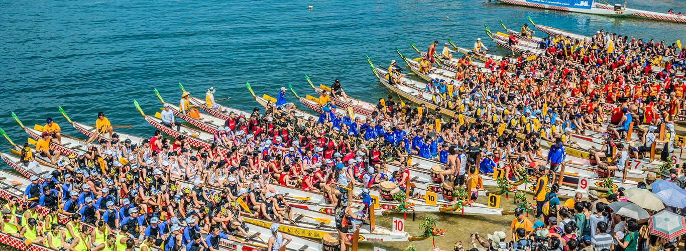 Celebrate the 3rd Century at the Dragon Boat Festival