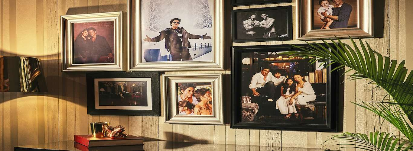 You can Book a Stay at Shah Rukh and Gauri Khan's House