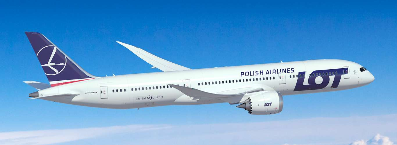 LOT Polish Airlines Launches Direct Route From Delhi to Warsaw