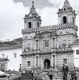 Time Traveller: Quito, 1978