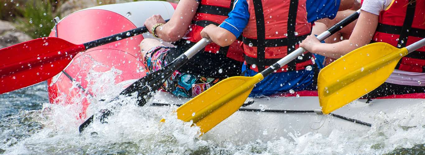 Rafting On The Narmada Can Be Your New Adventure Fix
