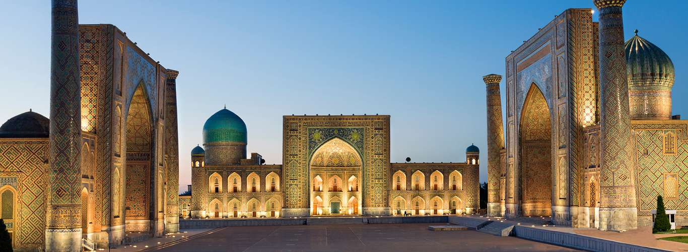 Two Ways to Visit Uzbekistan: Virtually or Responsibly