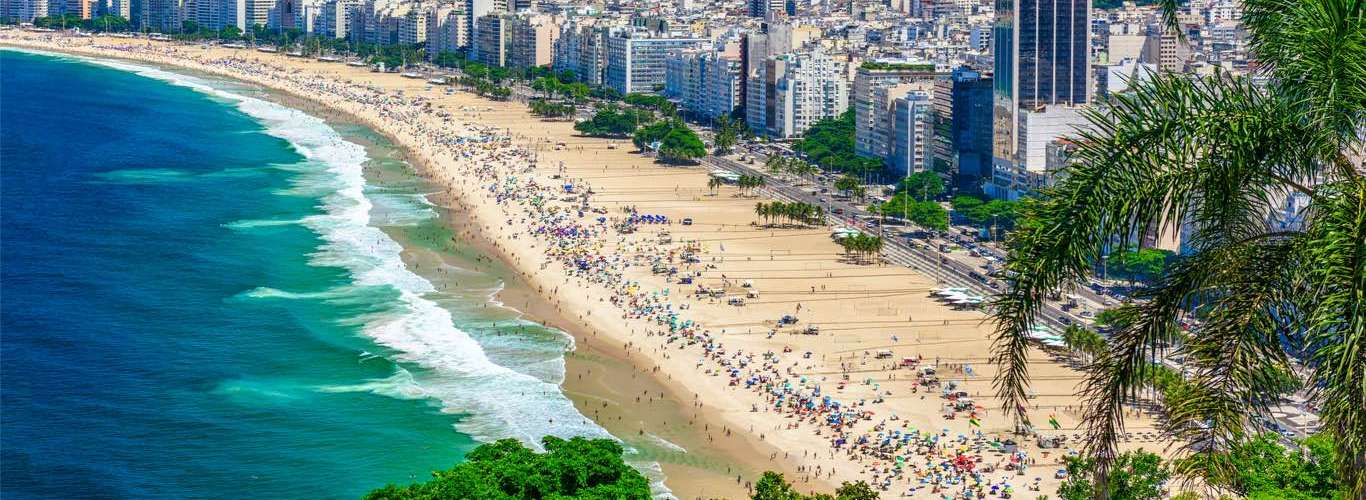 Rio has Closed its Beaches