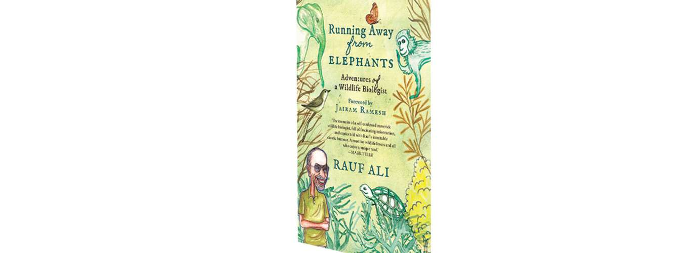 Book Review: Running Away From Elephants