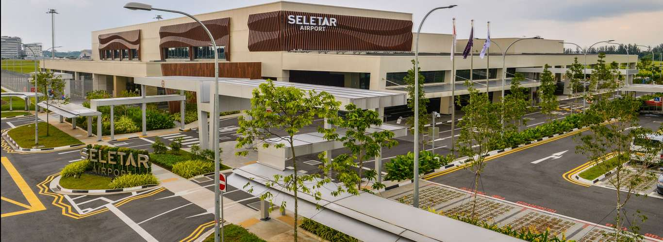 Singapore Gets A New Airport Terminal