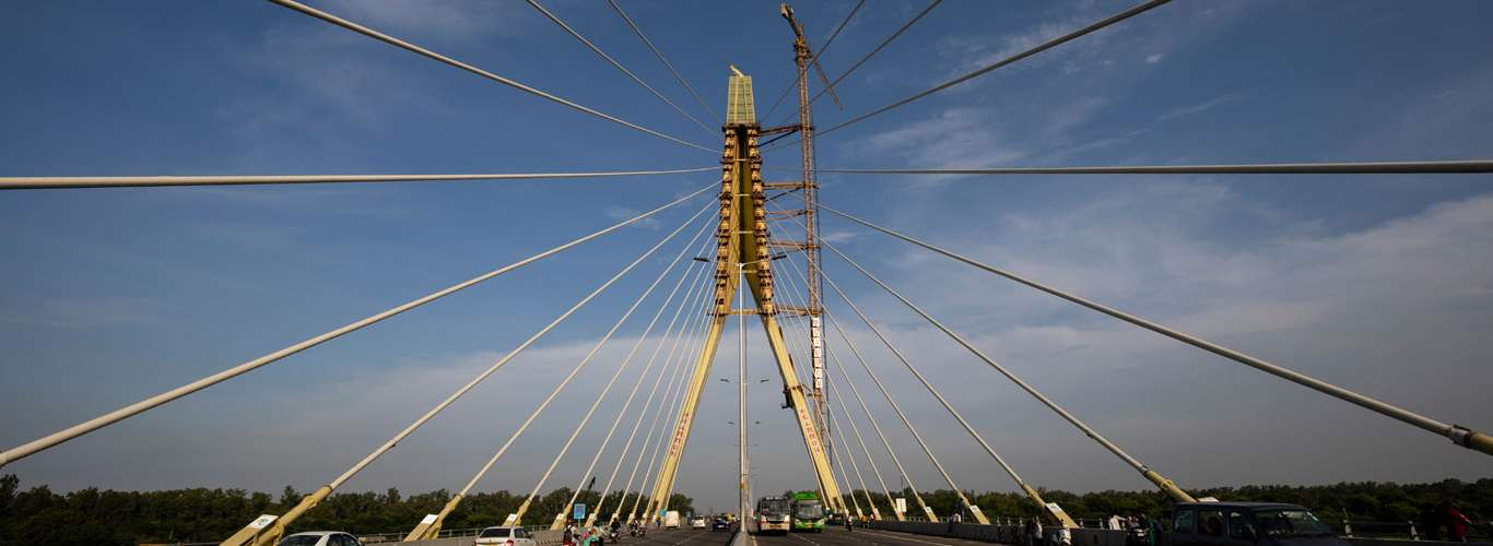 If You Take Delhi's Signature Bridge,Time To Look For An Alternative Route