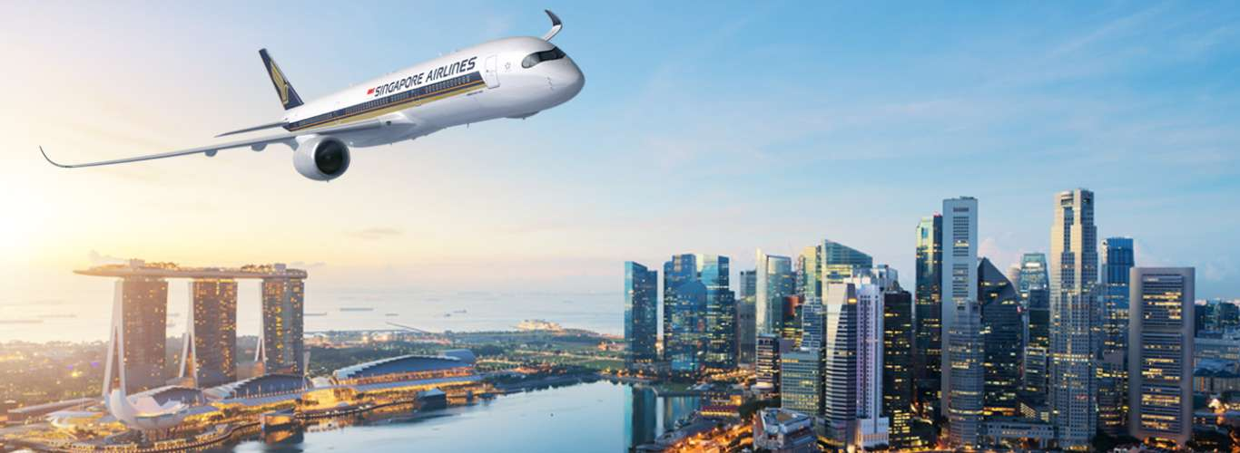 Singapore Airlines Woos Kolkata Passengers With A Swanky New Aircraft