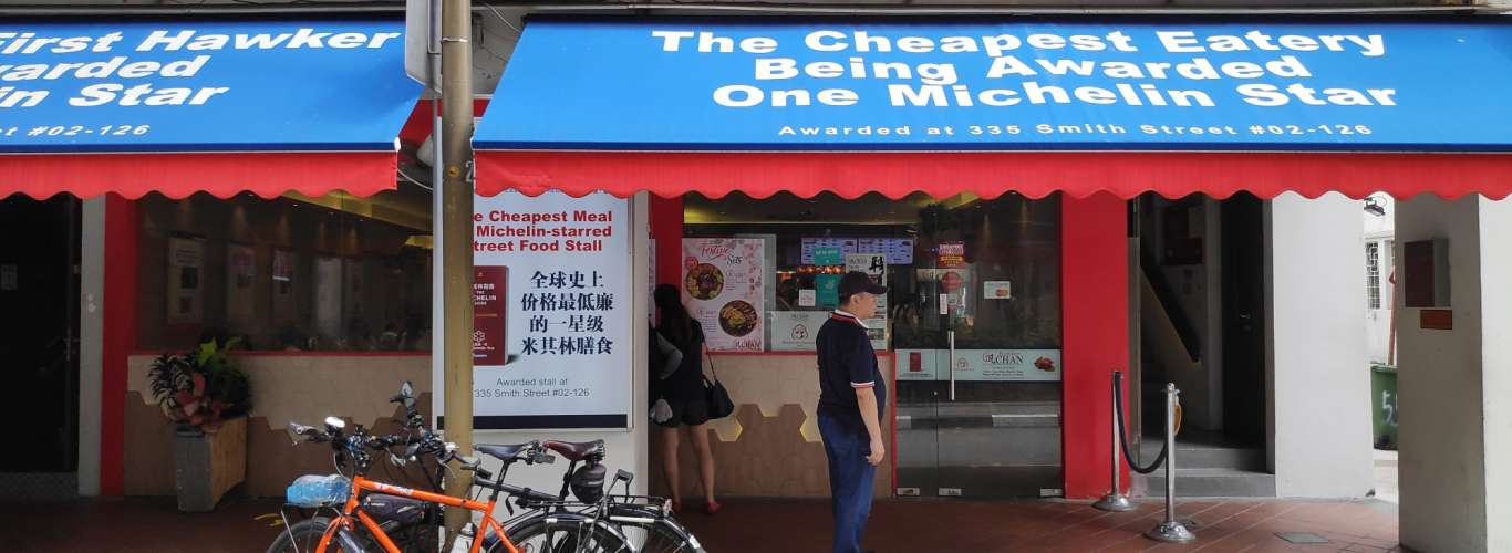 The Cheapest Michelin Star Restaurant Has Now Got An Outlet In Malaysia
