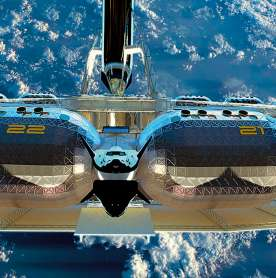 Space Tourism: Need A Room?