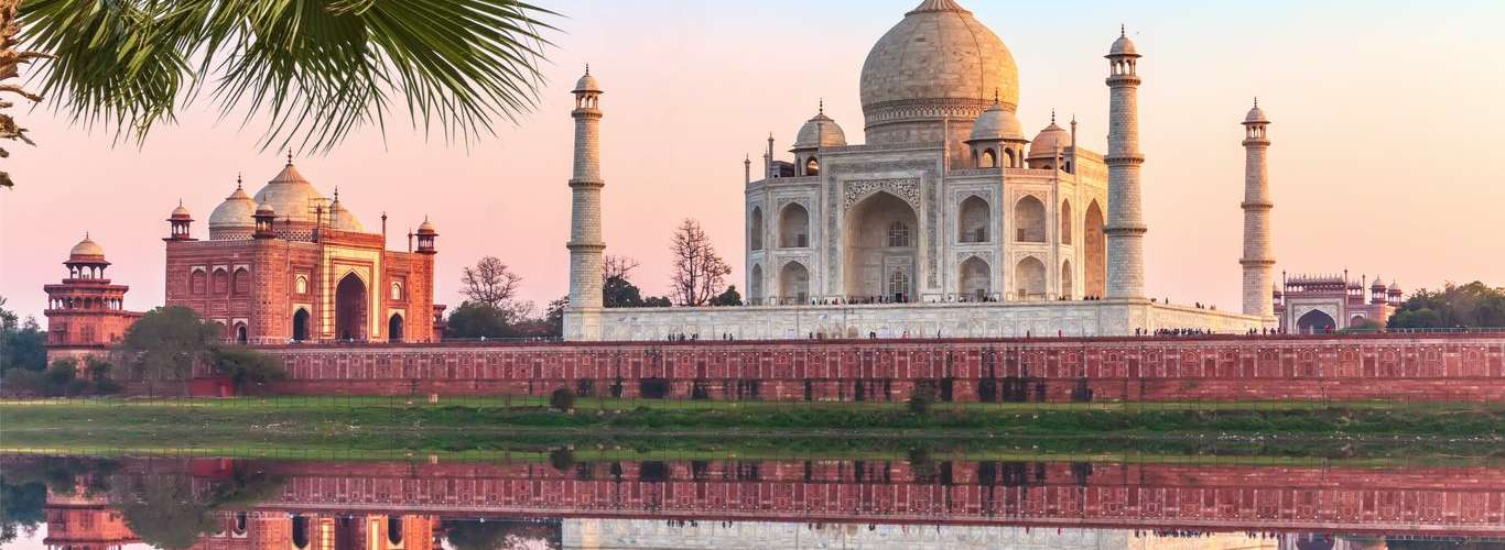 Friday's Thunderstorms Cause Damage to Parts of the Taj Mahal