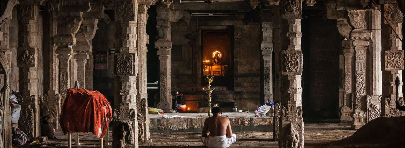 No Lack of Devotees as Religious Places Open Up