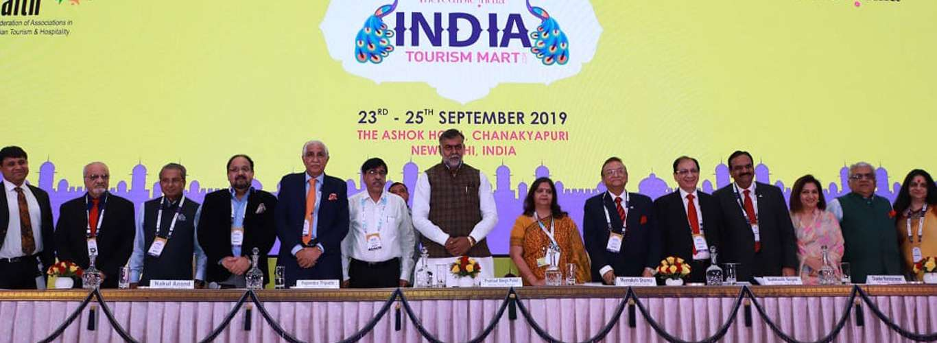 India Tourism Mart Kicks Off In The Capital