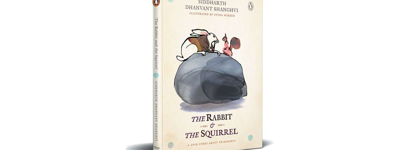 Discover The Inspiration Behind The Rabbit &The Squirrel: A Love Story