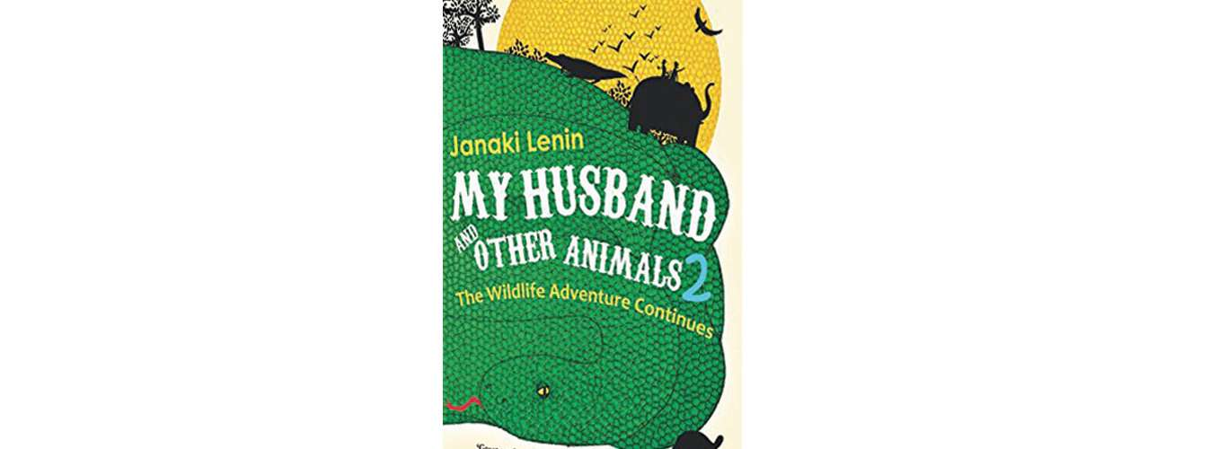 Book Review: My Husband And Other Animals 2