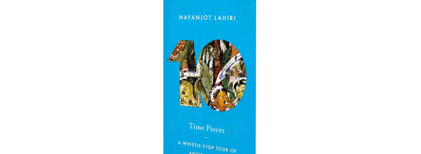 Book Review: Time Pieces