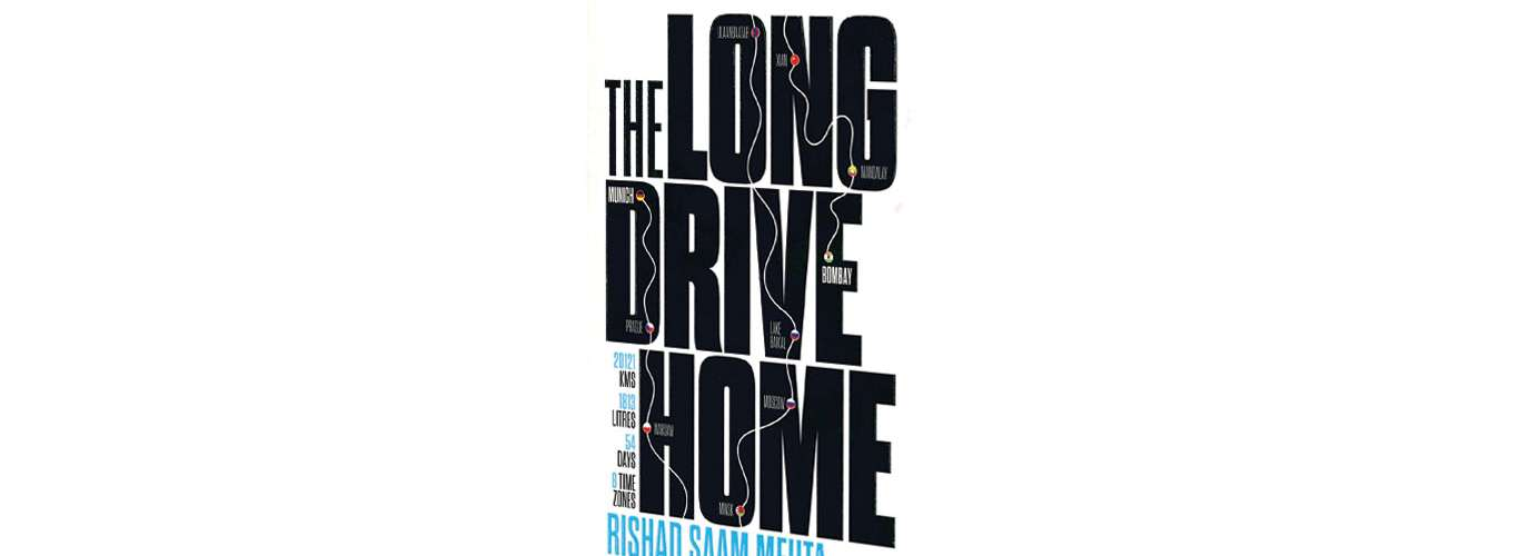 Book Review: The Long Drive Home