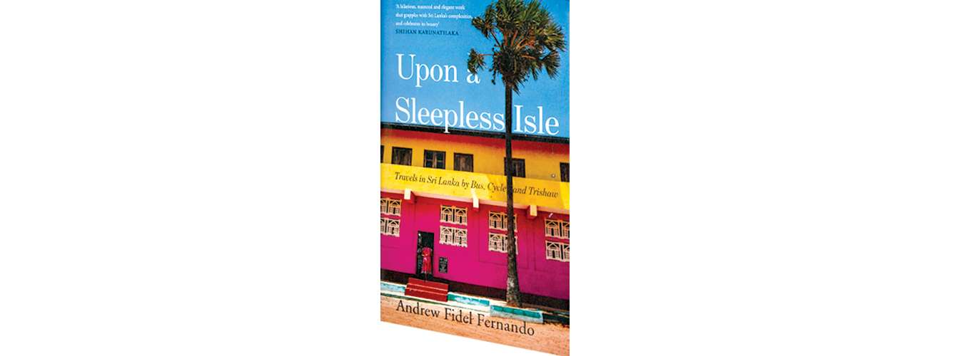 Book Review: Upon A Sleepless Isle