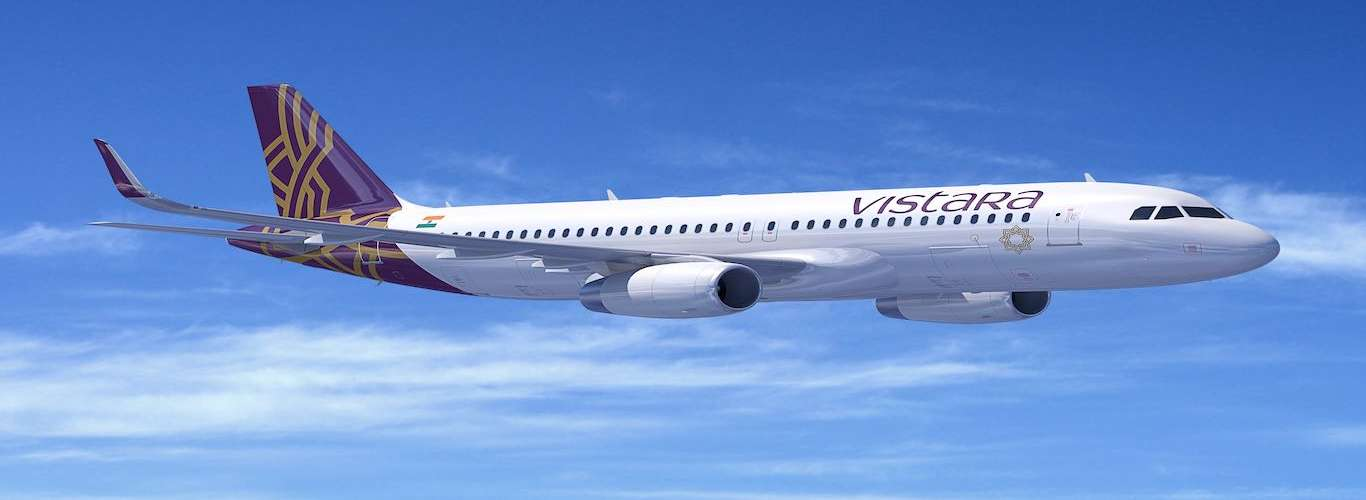 Vistara has Modified its Inflight Services for Health and Safety Reasons