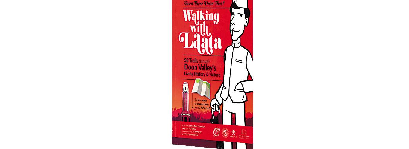 Book Review: Walking With Laata