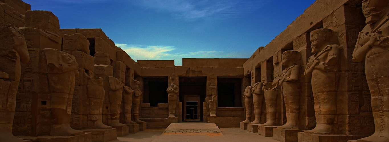 Ancient Egyptian Coffins Found Near Luxor