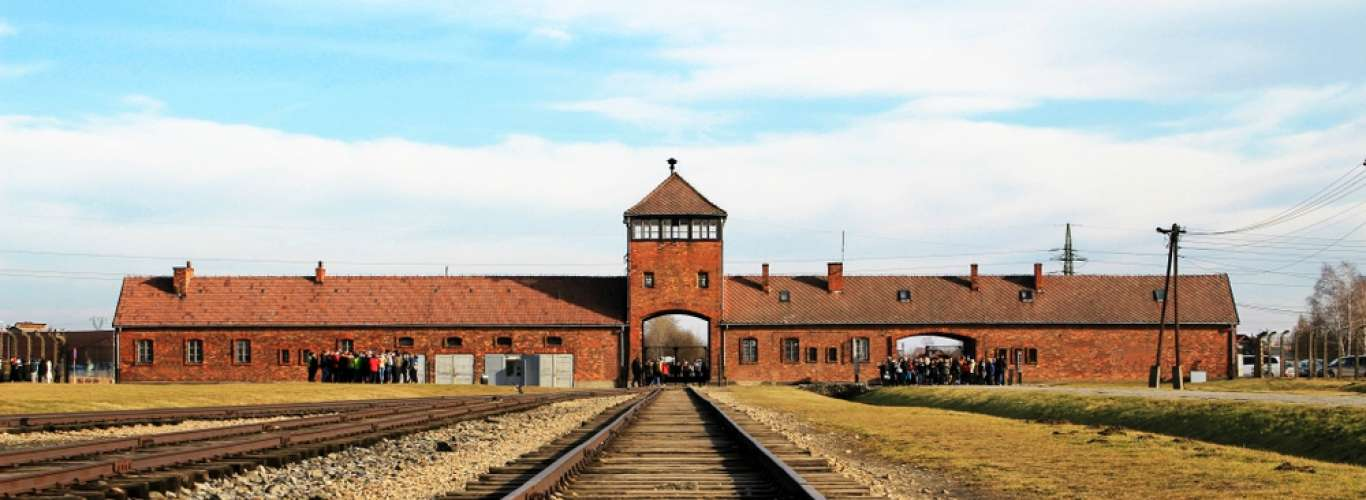 Tourists Asked To Be Respectful At Auschwitz Memorial