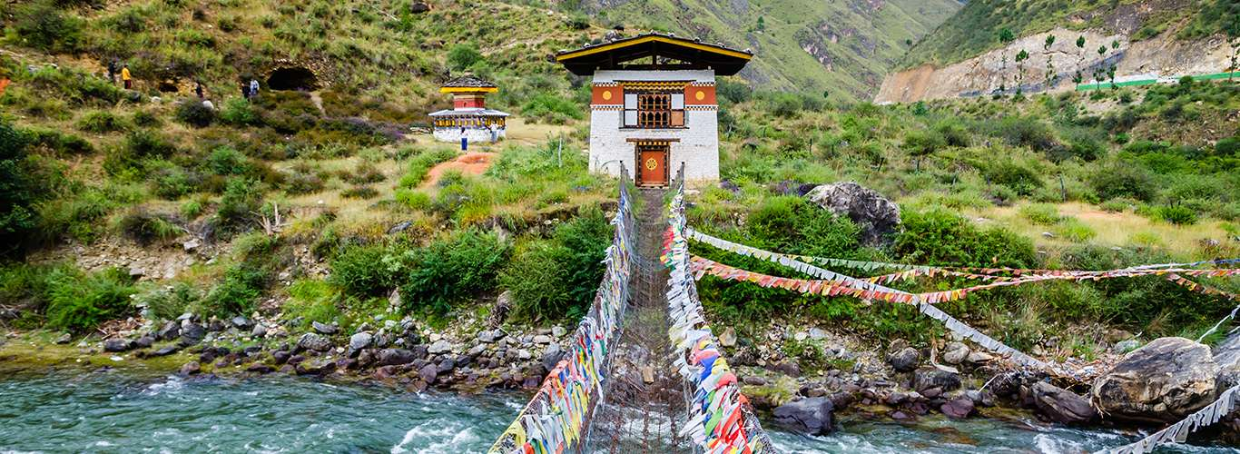 Make Your Way to the Kingdom of Bhutan Through Any of These 5 Border Towns