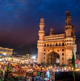 Charminar and Golconda Fort are Closed, Again
