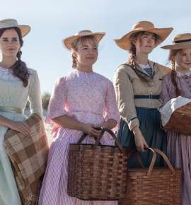 Fans Flock To Little Women's Orchard House After Hit Film