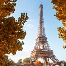 Get Set for Beach Volleyball at the Bottom of the Eiffel Tower