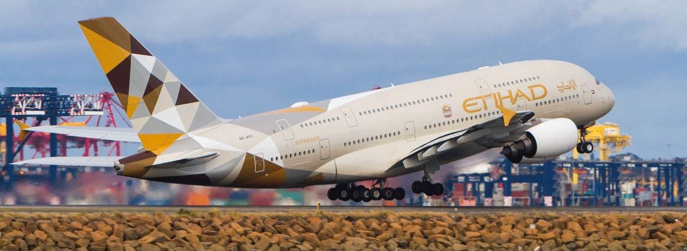 Etihad Most Punctual Airlines In Middle East