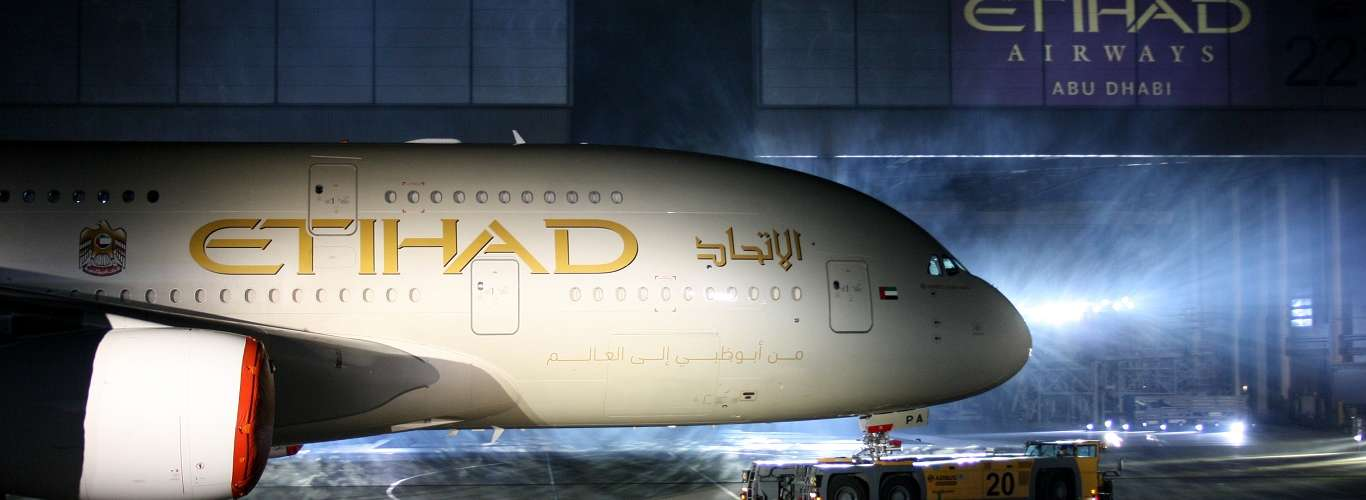Etihad Airways will Fly to 58 Destinations from August