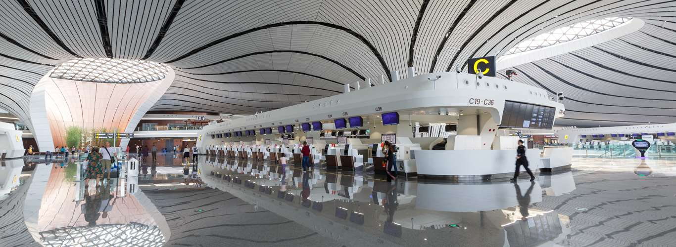 China's Largest Airport Hotel Opens in Beijing