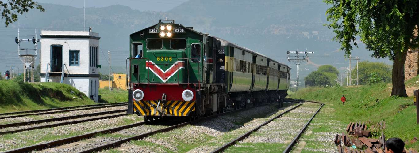 Train Services Between Lahore and Wagah Resume After 22 Years