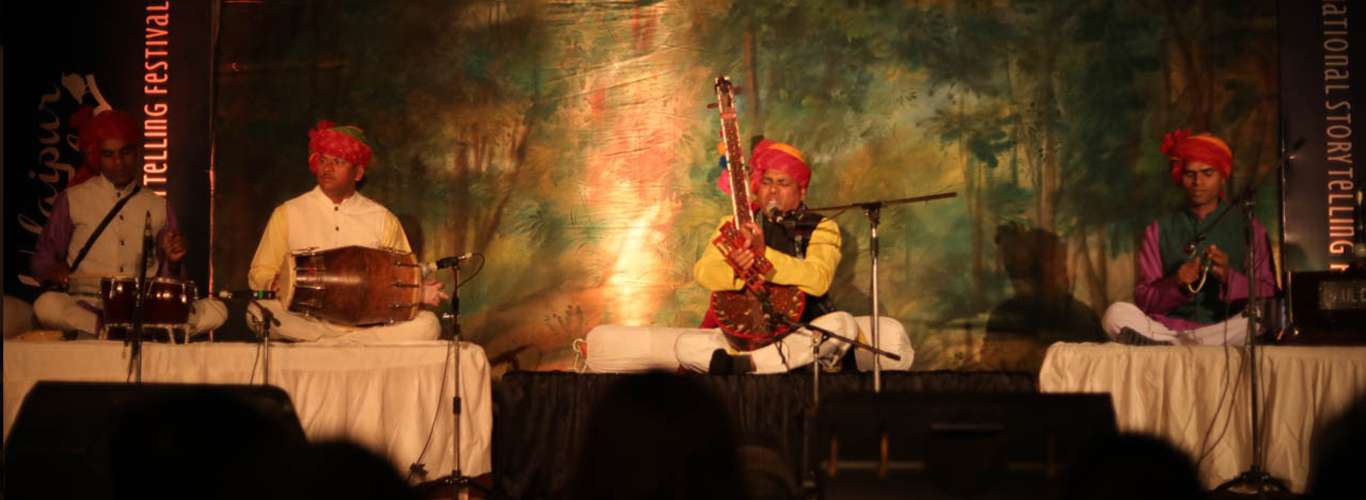 Storytelling Festival Udaipur Tales Returns For Its 3rd Edition