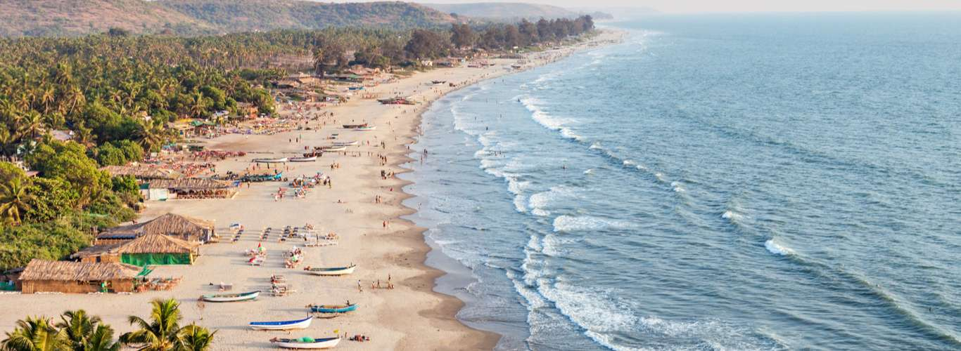 India's First Sand Dune Park to Come Up in Goa