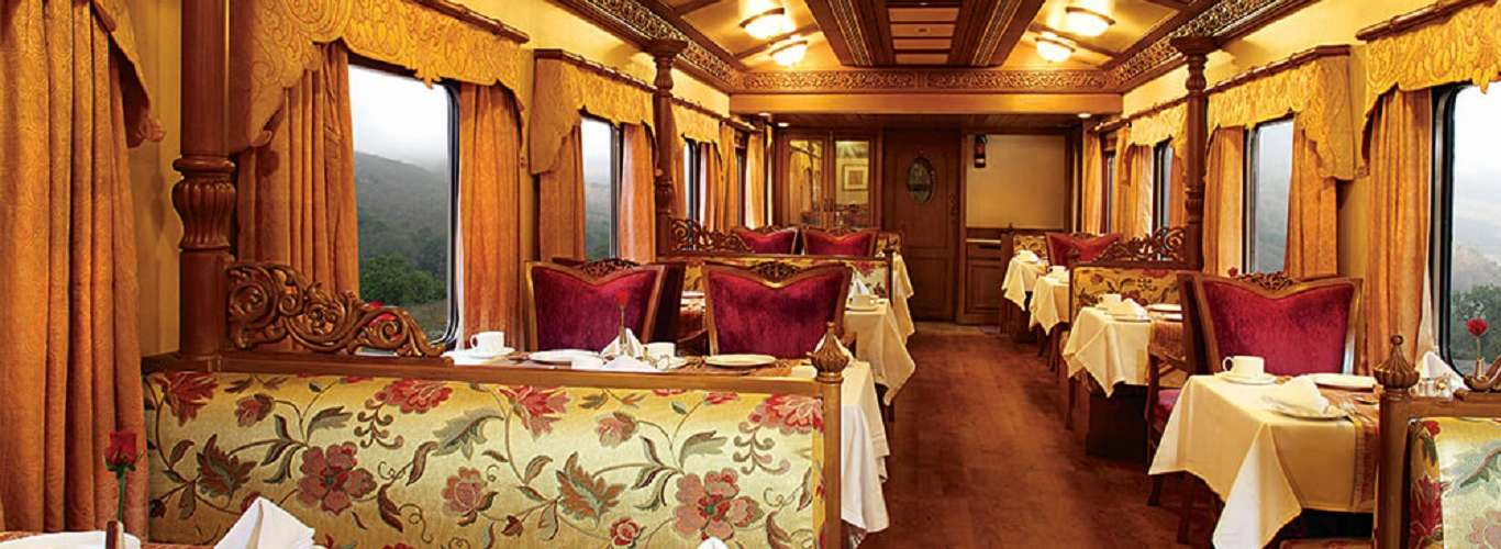 Take the Golden Chariot to Explore South India