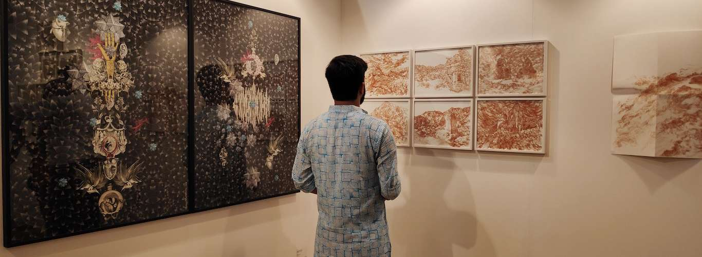 Exhibition: The Who's Who of Delhi Art