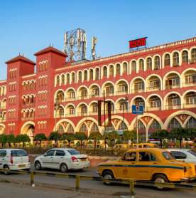 Change in Terminal of Five Trains From Howrah To Shalimar