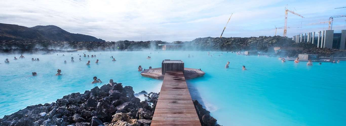 Did You Know About Iceland's Latest Geothermal Lagoon?