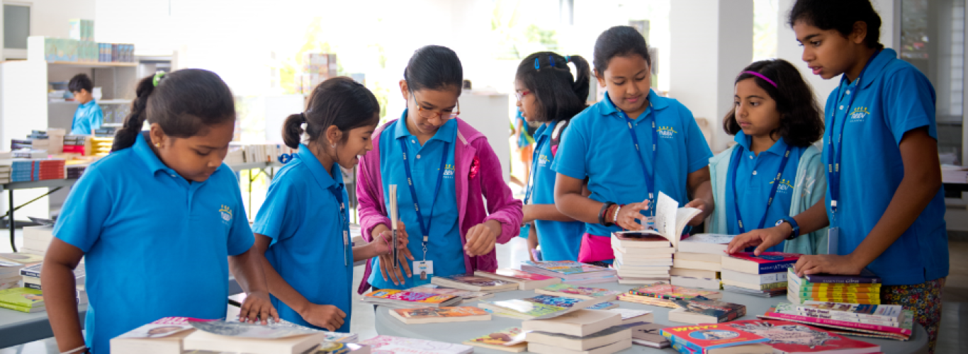 It's A Wonderland Of Words At This Literature Fest For Children