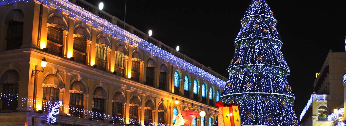 Let The Macao Light Festival Leave You Dazzled!