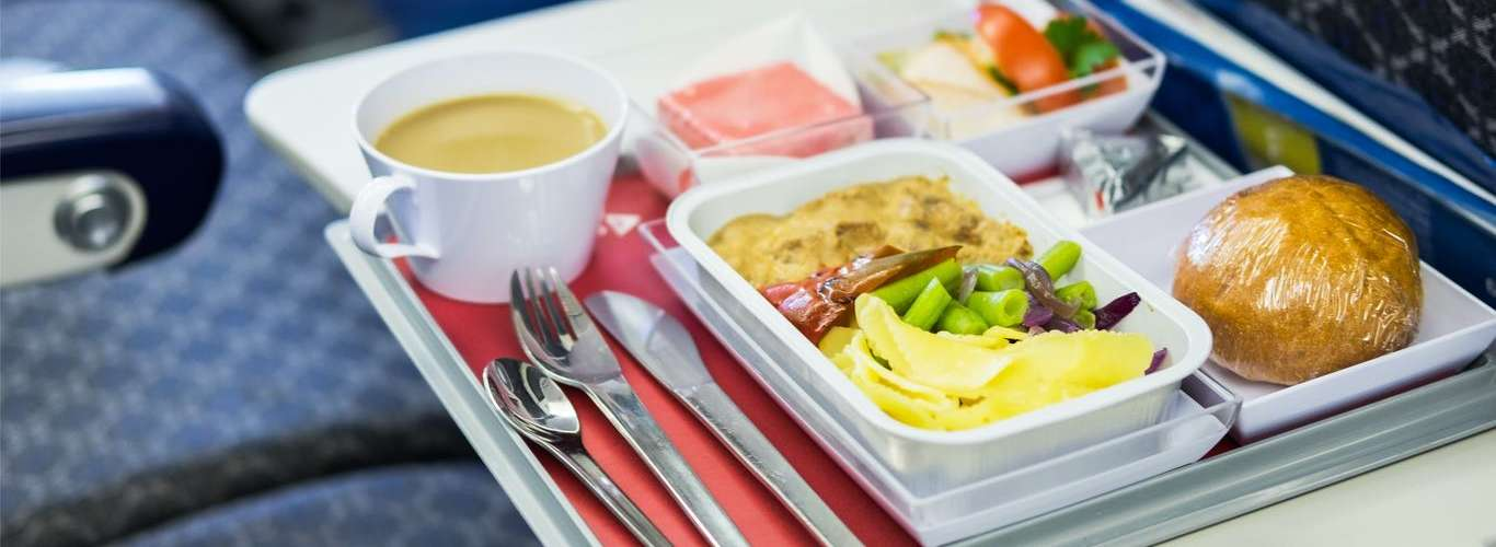 Airlines Allowed to Serve On-Board Meals, Says Centre